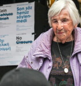 Offener Brief von Esther Bejarano im Originalton, Video