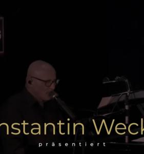 Livestream mit Konstantin Wecker & Friends zum 75. Jahrestag