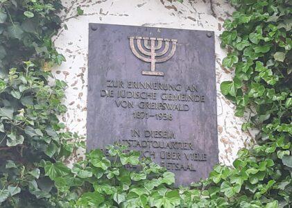 Jüdisches Leben in Greifswald