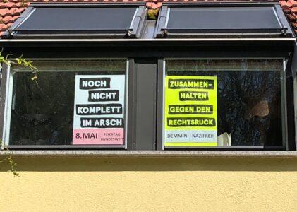 Aktionsbündnis 8. Mai Demmin – Interview: Wie alles begann…