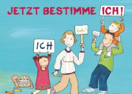 """3 Kinderbuchtipps aus der Stadtbibliothek Greifswald zum Thema """"Demokratie"""""""